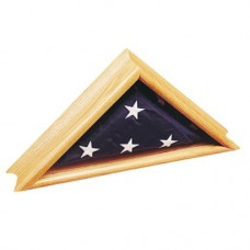 Deluxe Oak (Large) w/flag