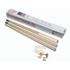 20' Aluminum 3-Piece Flagpole