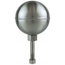 "4"" Stainless Steel (Satin) Ball"