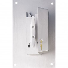 Wall Mounted Cleat Cover Box - Cylinder Lock