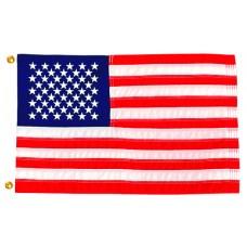 "8x12"" Nylon American Flag"