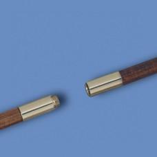 7' Indoor Oak Pole