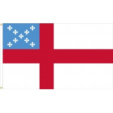 "4x6"" Hand Held Episcopal Flag"