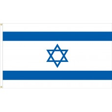 3x5' Lightweight Polyester Israel Flag
