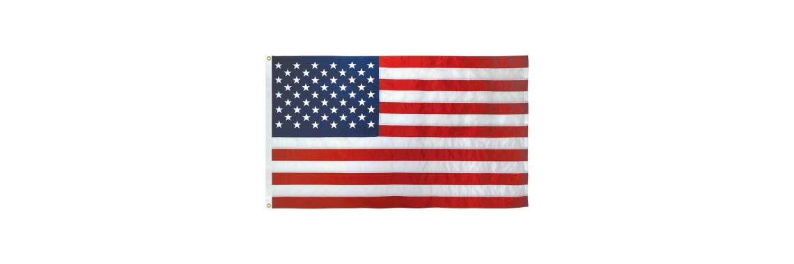 American Flag's (All Made in the USA)