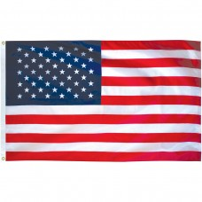 3x5' Economical Screen Printed American Flag